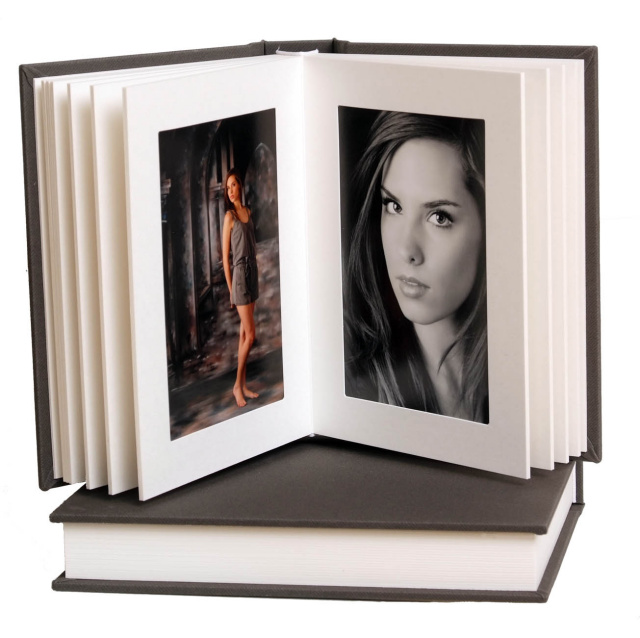 8x10 Wedding Albums: Slip-In Albums