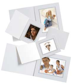Event Folder 4x6 Vertical or 6x4 Horizontal (500)