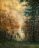 Golden Pond 10x20 Polycanvas